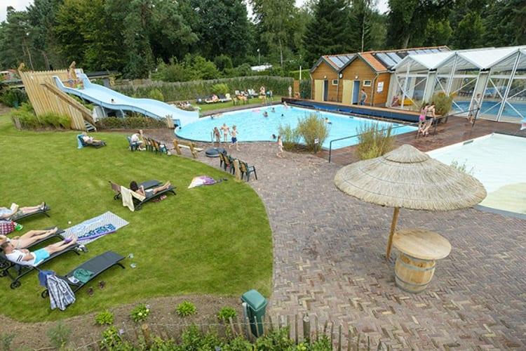 camping veluwe met zwembad